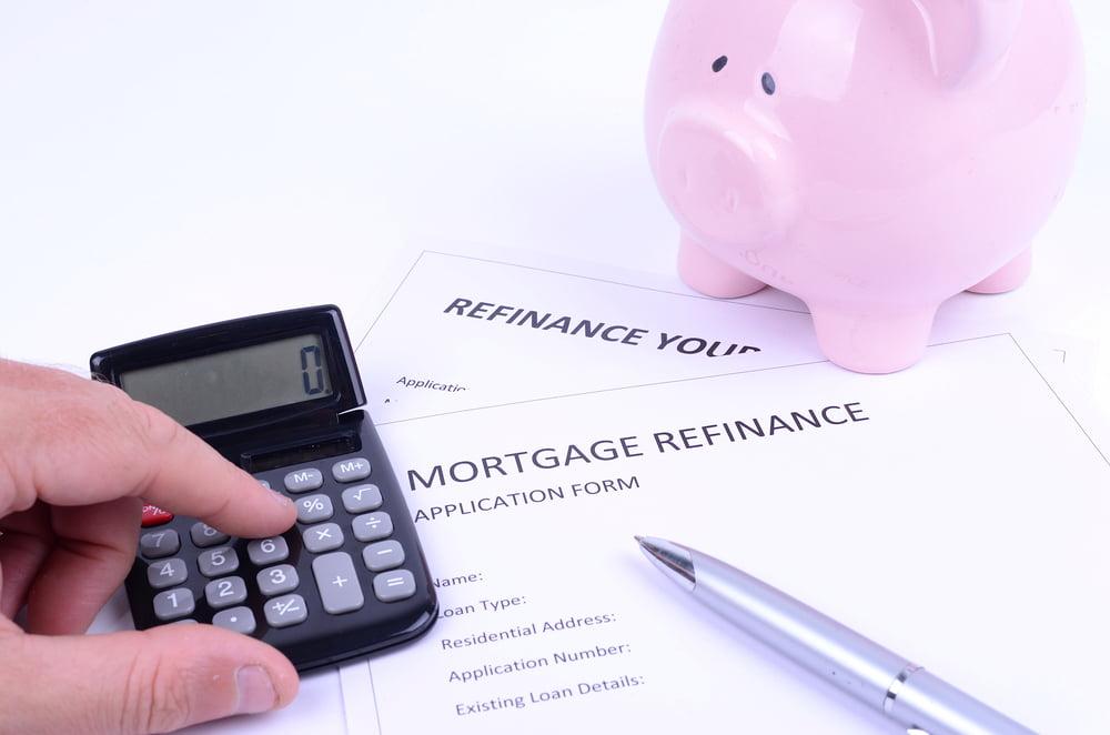 mortgage refinancing credit benefits