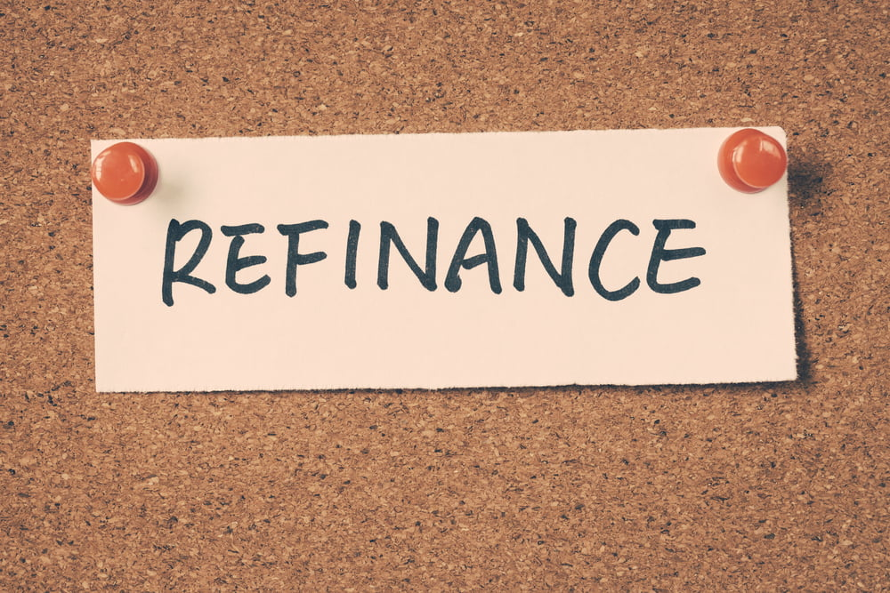 refinancing considerations equity credit